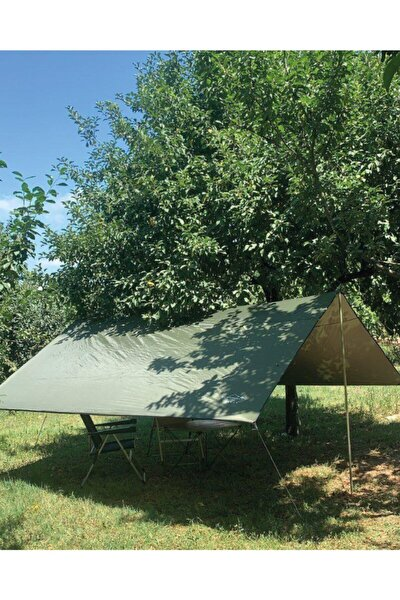 Campout Tarp 4x4 Tente
