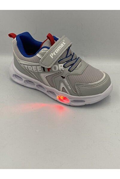 Yeni Sezzon Işıklı Ortopedik Patik Spor Ayakkabı