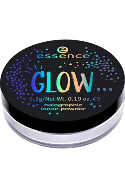 Glow... Holographic Loose Powder 01