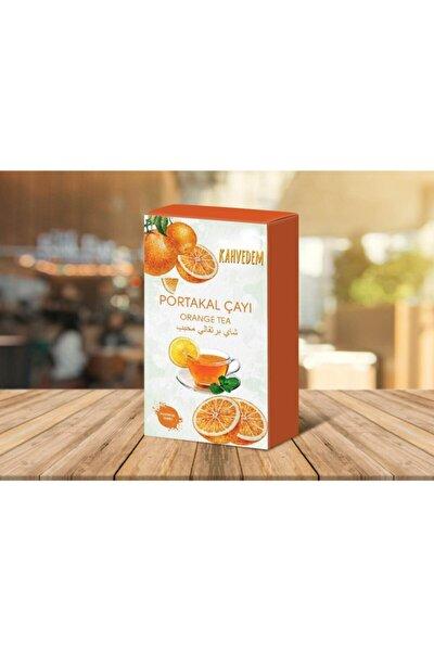 Yenilebilir Doğal Meyve Taneli Portakal Çayı 250 gr
