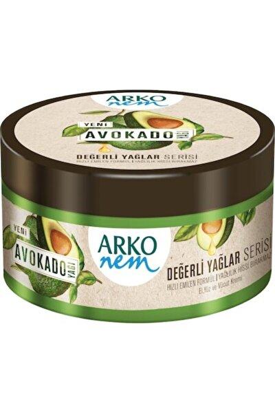 Nem Değerli Yağlar Avokado Yağlı Krem 150 Ml
