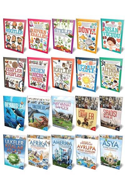 İlk Kütüphanem ve İlk Bilgilerim 20 Kitap