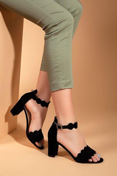 Kadın Günlük Klasik Topuklu Ayakkabı D2811