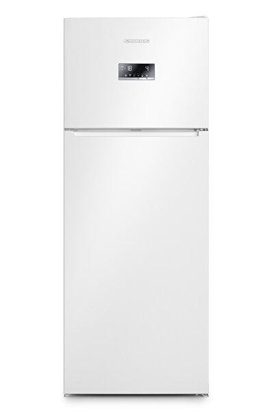 GRND 5110 A++ Çift Kapılı No Frost Buzdolabı
