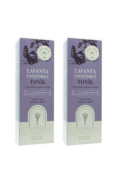 Lavanta Yatıştırıcı Tonik 250 ml Yüz Toniği 2 Adet