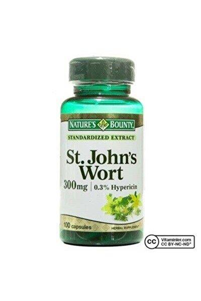 St. John's Wort 300 Mg 100 Kapsül