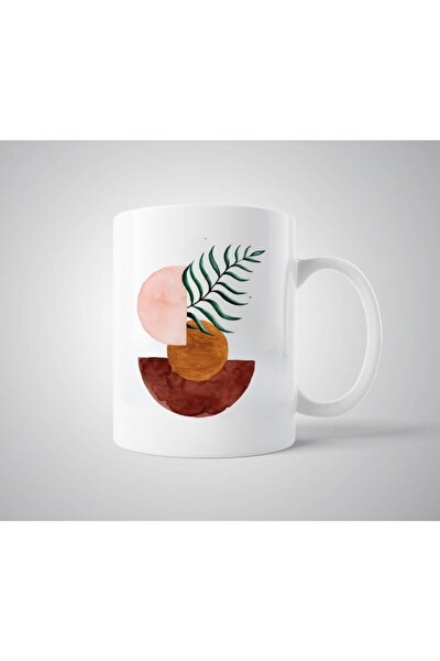 Sulu Boya Kupa Bardak Mug