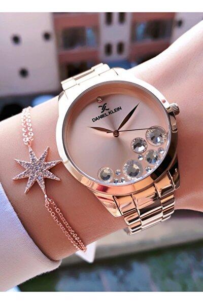 Marka Kadın Saat Bileklik Hediyeli