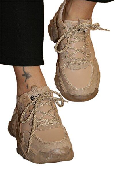 Camel Kadın Sneaker