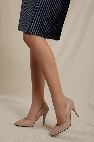 Kadın Klasik Topuklu Ayakkabı D01443