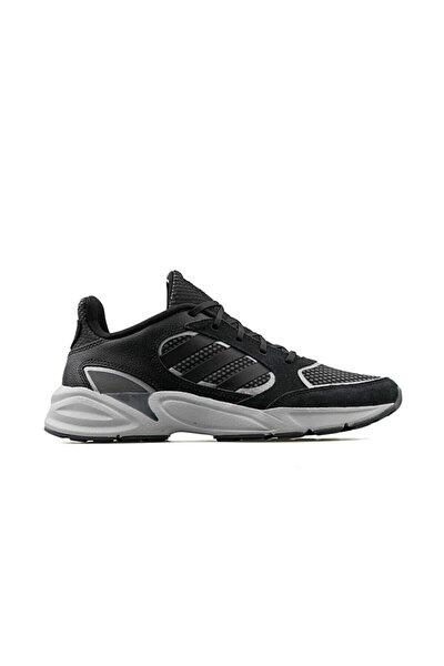 Erkek Siyah Koşu Ayakkabısı 90s Valasıon Eg2882