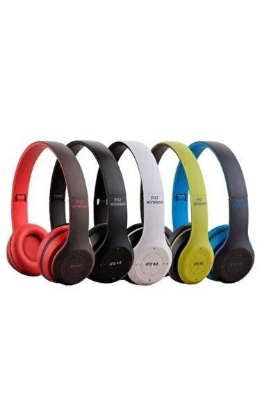P47 Extra Bass Wireless Bluetooth Kablosuz Kulaklık