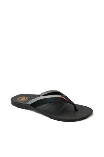 Siyah Erkek Terlik Sandalet
