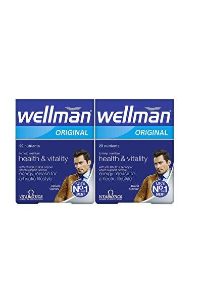 Wellman 30 Tablet 2'li Paket