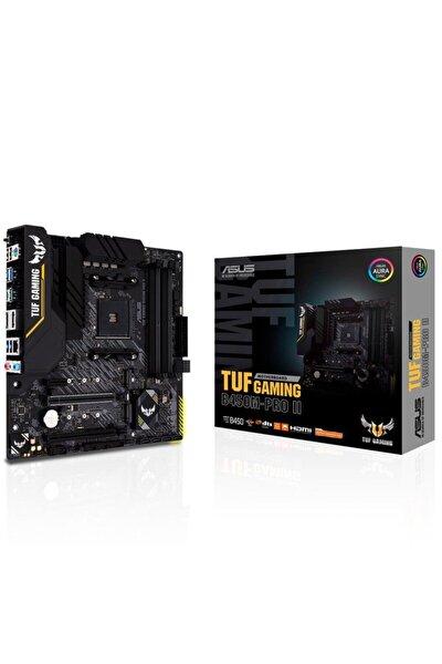 Tuf B450m-pro Gamıng Iı Ddr4 4400 Mhz (oc) Am4 Matx Anakart