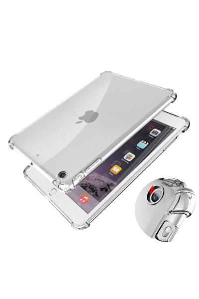 Ipad 10.2 7-8 Nesil Uyumlu Kılıf Airbag Cover Transparent Protection Kapak