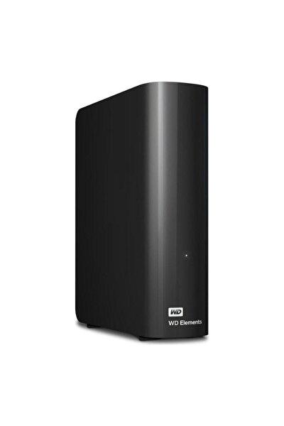 Elements 6TB 3.5'' USB 3.0 Taşınabilir Disk WDBWLG0060HBK-EESN