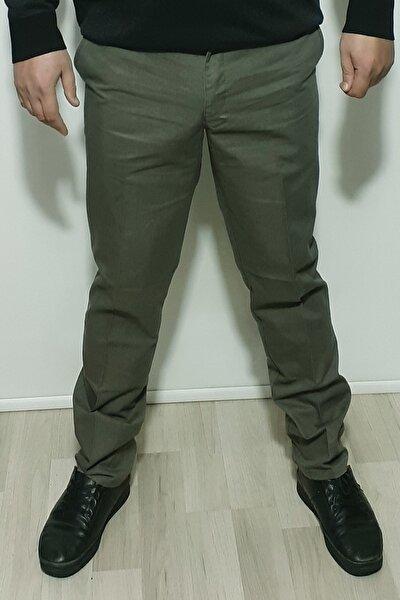 Yeni Sezon Battal Boy Keten Erkek Pamuklu Kanvas Pantolon