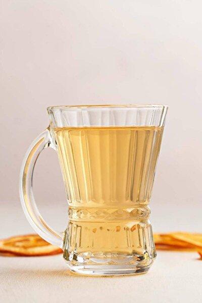 Venüs 6 Parça Kulplu Çay Bardağı