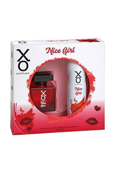 Nice Girl Kadın Parfüm & Deodorant Set
