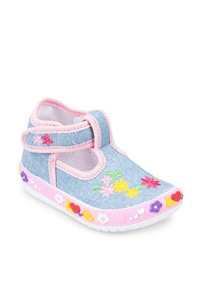 91.509321.b Mavi Kız Çocuk Babet 100378643