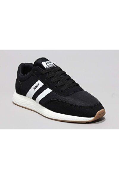 Siyah Erkek Koşu Ve Yürüyüş Spor Ayakkabı