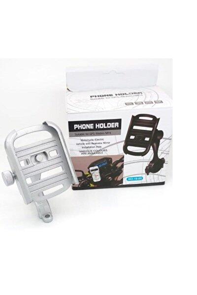 Motorsiklet Bisiklet Telefon Tutucu Telefon Tutacağı Usb Örümcek Crme0535
