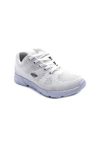 Beyaz Kadın Sneaker 186 5437G