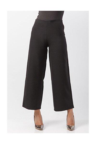 Kadın Siyah Pantolon TSD1297