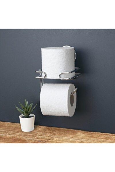 Vakumlu Yedeklikli Tuvalet Kağıtlığı