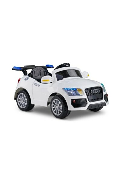 Akülü Kumandalı Araba Audi 12v