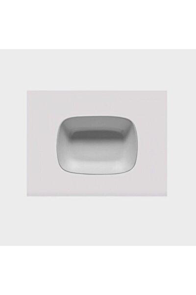 Kare Kayık Tabak 6'lı 17x12 cm