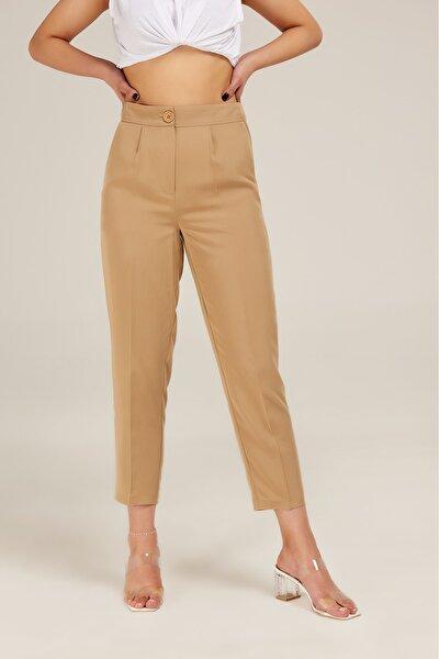 Kadın Tencel Pantolon