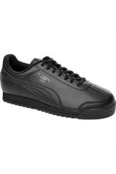 Unisex Siyah Roma Günlük Spor Ayakkabı 354259-121