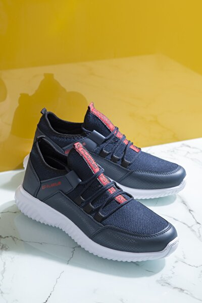 Unısex Spor Ayakkabı Lacivert Dg104