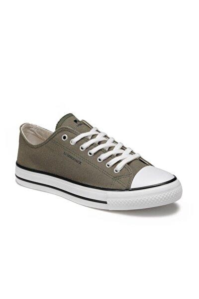 MAXWELL Haki Erkek Kalın Taban Sneaker Spor Ayakkabı 100506840