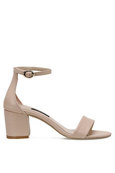 Badalıa-d Açık Bej Kadın Sandalet