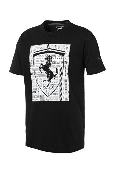 FERRARI BIG SHIELD Erkek T-Shirt