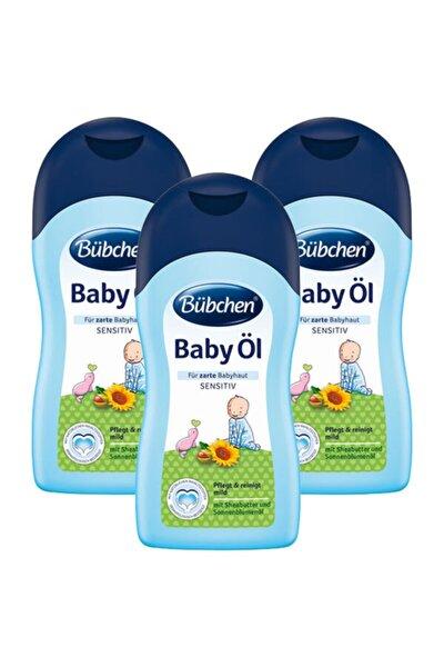 Bebek Yağı (baby Oil) 400 Ml X 3 Adet