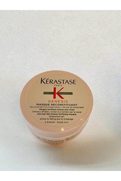 Genesis Saç Dökülme Karşıtı Güçlendirici Maske 80 ml