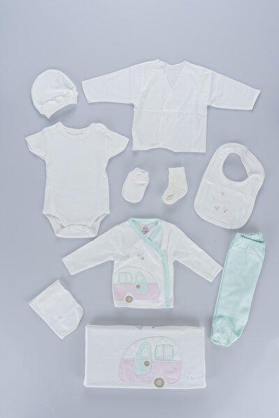 Hastane Çıkışı Kız Bebek 10lu Set 63088