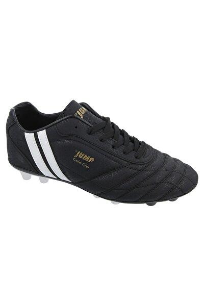 Siyah Erkek Halı Saha Ayakkabısı - 13256