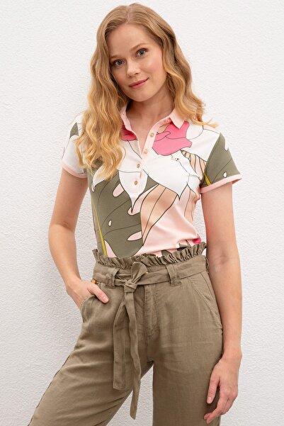 Kadın T-Shirt G082SZ011.000.970619