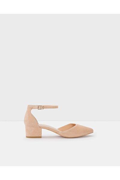 ZULIAN-TR - Bej Kadın Topuklu Ayakkabı