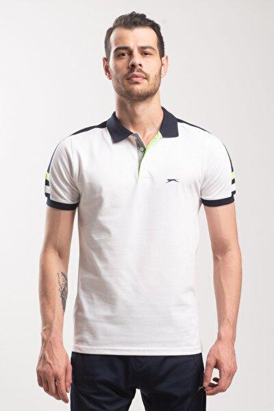 Port Erkek T-shirt Beyaz