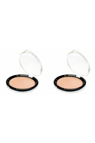 Silky Touch Compact Powder No:05 2'li Pudra 8691190115052
