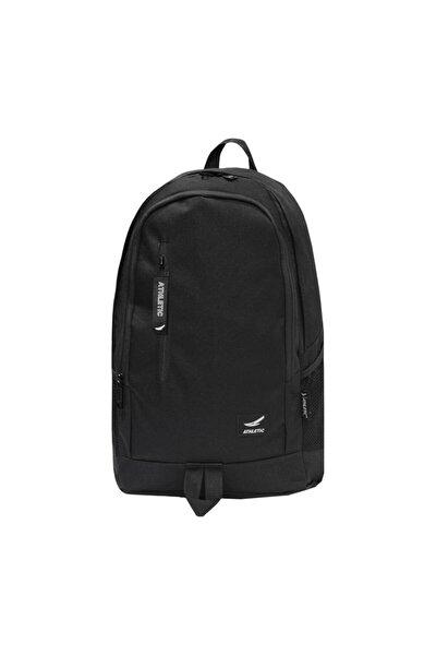 Unisex Siyah Okul Çantalası