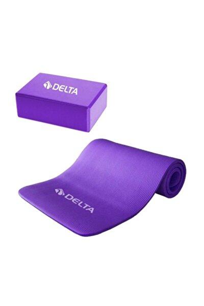15 Mm Yoga Matı - Pilates Minderi Ve Yoga Blok Yoga Köpüğü