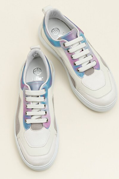 MAYAR Beyaz Kombin Kadın Ayakkabı