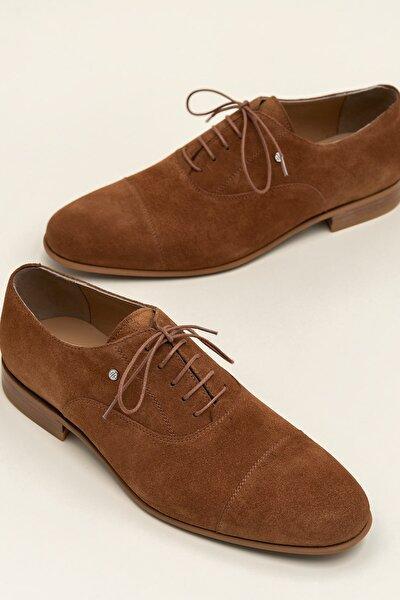 AJAY Taba Erkek Klasik Ayakkabı 20YML1007